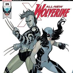 All-New Wolverine 25 Featured