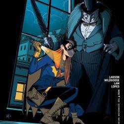 Batgirl 9 Featured