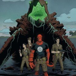 Feature - Hellboy and the B.P.R.D.: 1955—Occult Intelligence #2