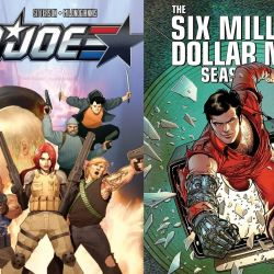 GI Joe Six Million Dollar Crossover Featured