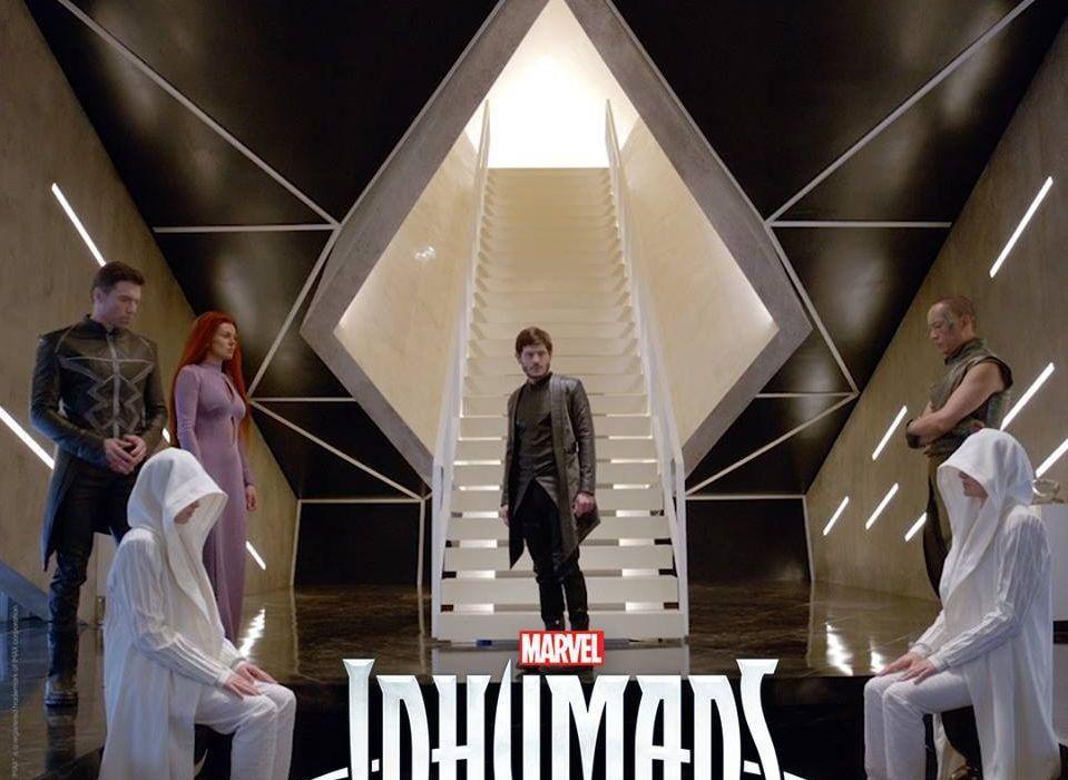 Inhumans ABC