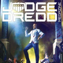 Judge Dread Megazine 388 Featured