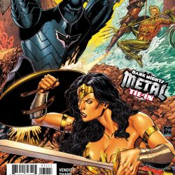 Justice League 32 Featured