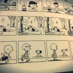 Comics Syllabus 018 – Peanuts by Charles Schulz with Cohost Kid and Wait List with Cohost Brother