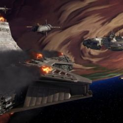 The Clone Wars - Storm Over Ryloth