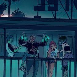 Teen Titans Gabriel Picolo