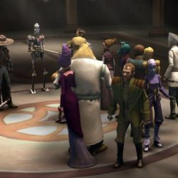 The Clone Wars Hostage Crisis