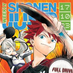 Weekly Shonen Jump 102317 Featured