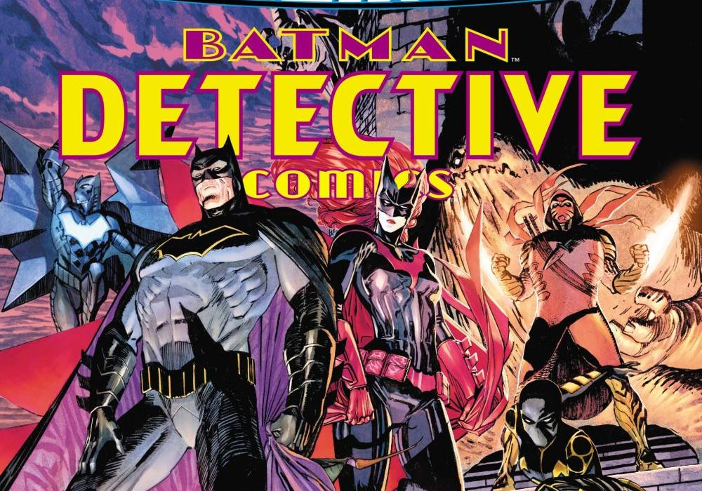 Detective Comics 969 Featured