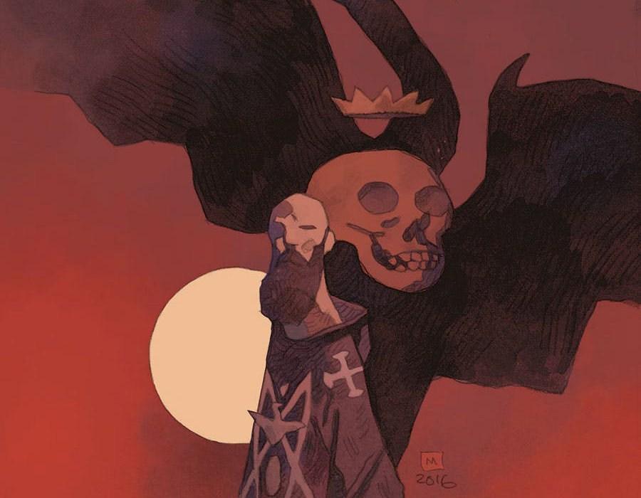 Feature: Rasputin: The Voice of the Dragon #1