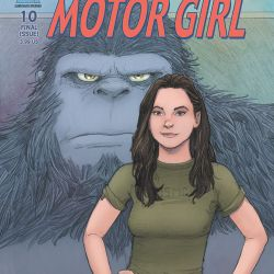 Motor Girl 10 Featured