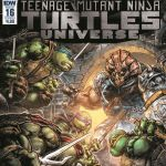 "Exclusive Preview: ""Teenage Mutant Ninja Turtle Universe"" #16"