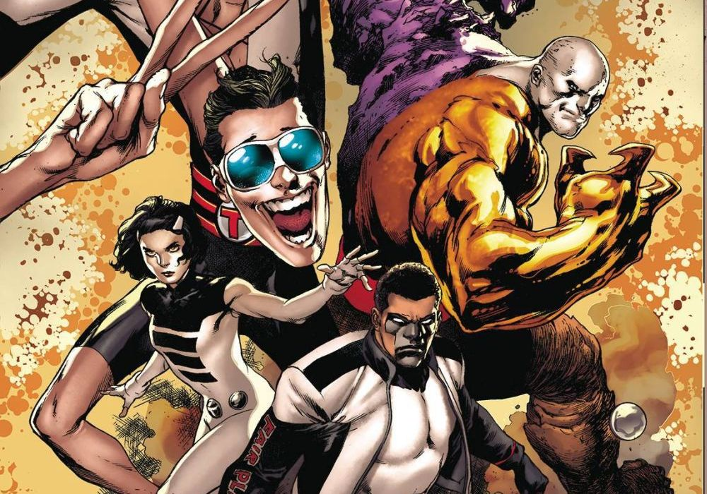 The Terrifics 1 Featured