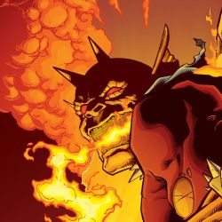 The Demon Hell is Earth 1 Featured