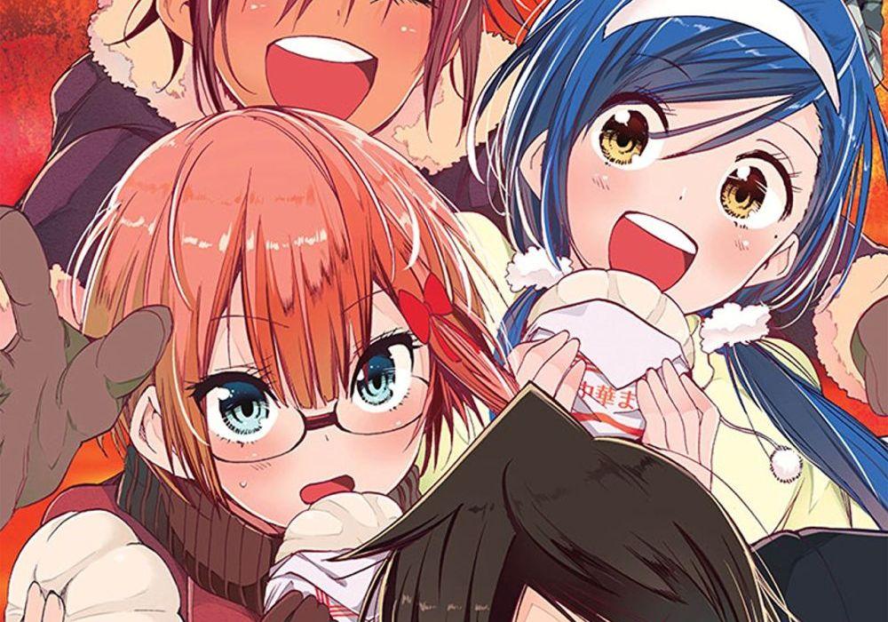 Weekly Shonen Jump 11/6/17 Featured