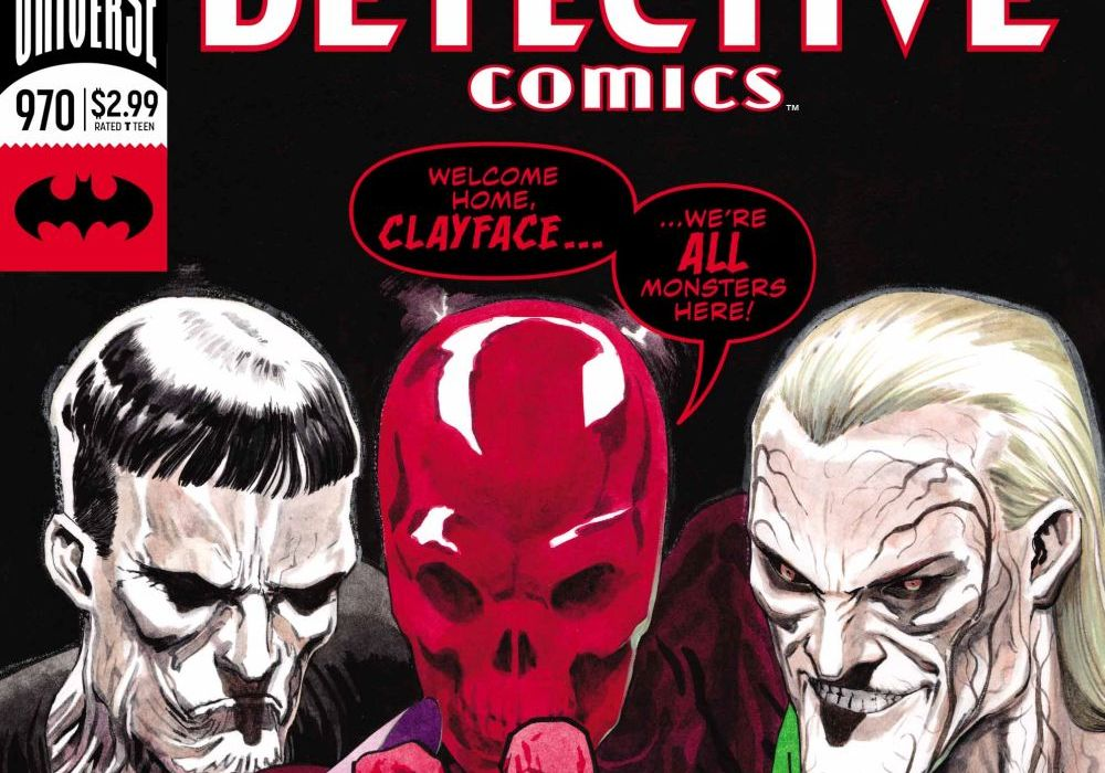 Detective Comics 970 Featured