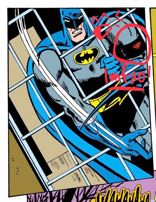 Superman Armband lol
