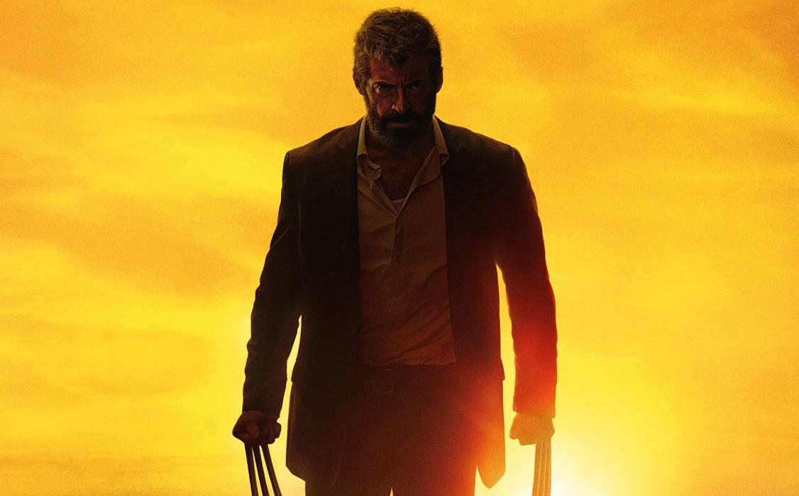 Logan poster detail