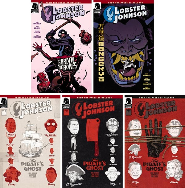 The mignolaverse in 2017 part iii the expanding hellboy universe multiversity comics