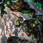 "Exclusive Preview: ""Teenage Mutant Ninja Turtles Universe"" #18"