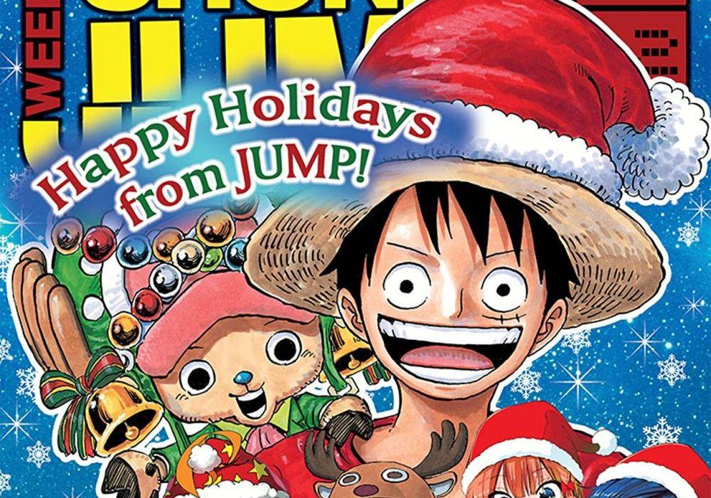 Weekly Shonen Jump December 11, 2017 Featured