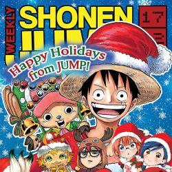 Weekly Shonen Jump December 11, 2017 Featured