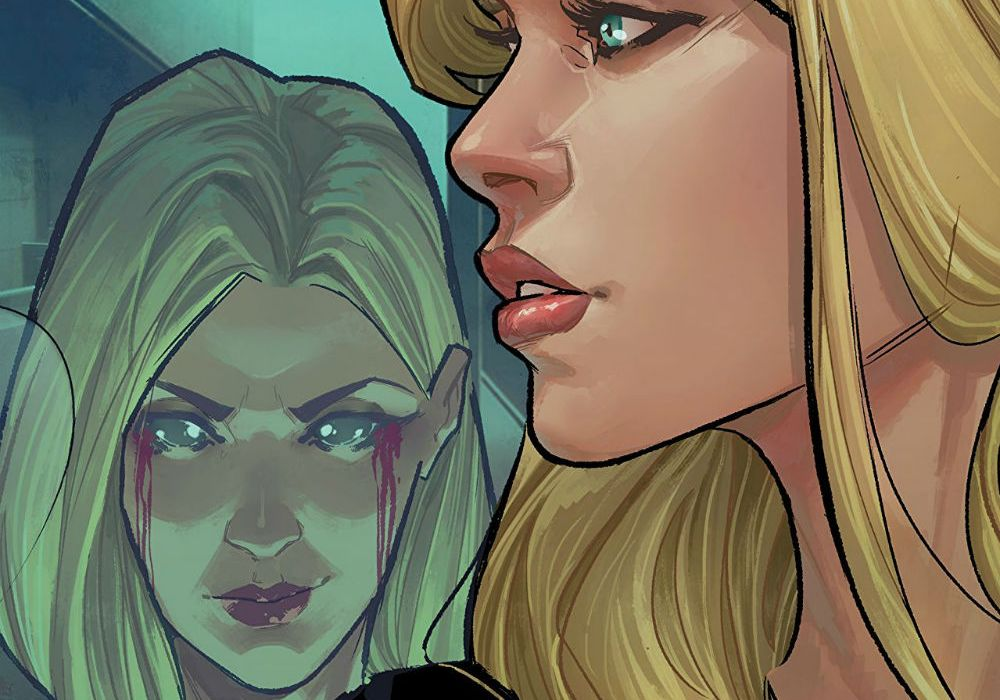 witchblade #1 - featured