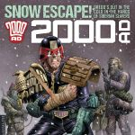 Multiver-City One: 2000 AD Prog 2065: Snow Escape!