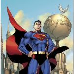 "DC Brings Back the Red Trunks for Superman, Reveals More ""Action Comics"" #1000 Details"