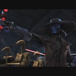 The Clone Wars Cad Bane