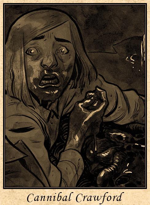 Cannibal Crawford
