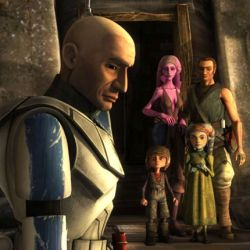 Star Wars The Clone Wars Deserter