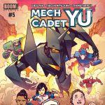 """""""Mech Cadet Yu"""" #5"""