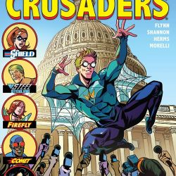 The Mighty Crusaders 2 Featured