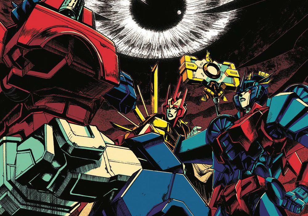 Optimus Prime 15 Featured