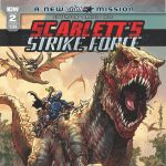 "Exclusive Preview: ""Scarlett's Strike Force"" #2"