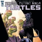 "Exclusive Preview: ""Teenage Mutant Ninja Turtles"" #78"