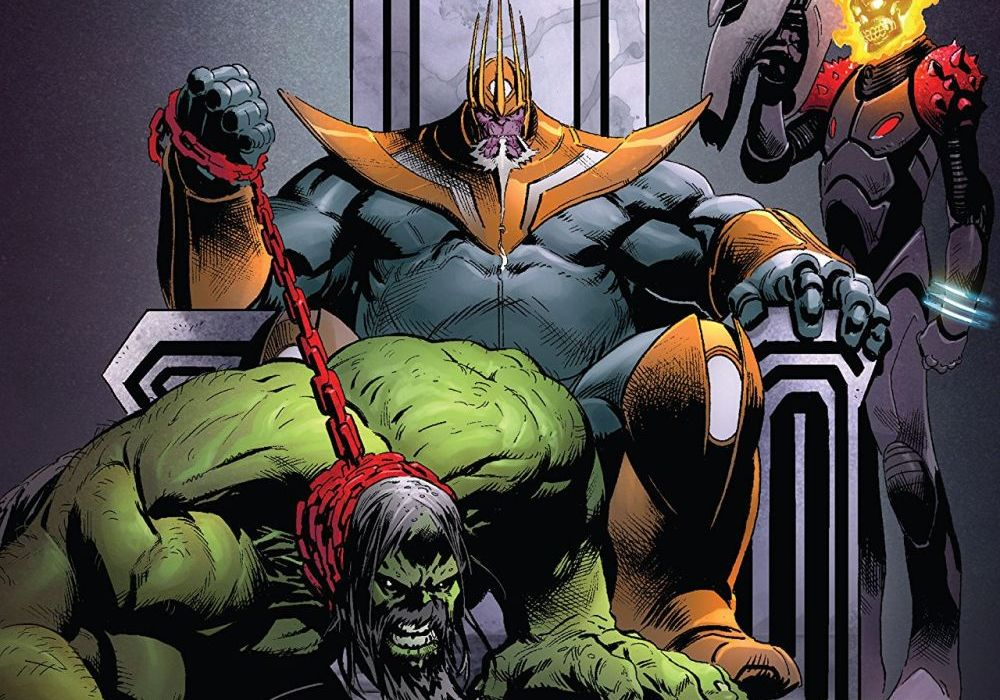 Thanos #15 Featured