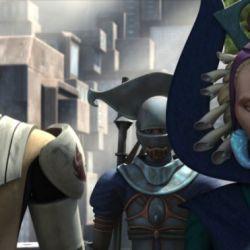 Star Wars The Clone Wars - The Mandaloran Plot