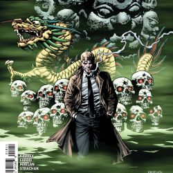 The Hellblazer 18 Featured