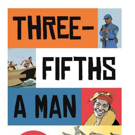 Ernie Colon Three-Fifths A Man