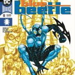 "Exclusive Preview: ""Blue Beetle"" #18"