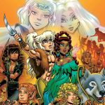"""C2E2 2018: Wendy and Richard Pini Reflect on the Legacy of """"Elfquest"""""""