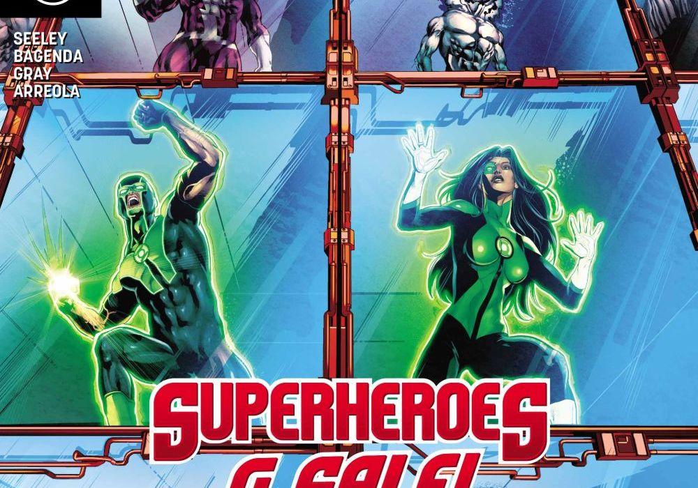 Green Lanterns #40 Featured