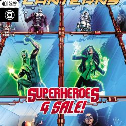 Green Lanterns #40 Featured
