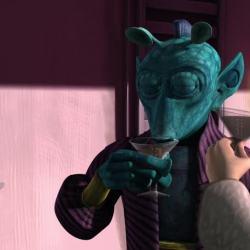 Star Wars The Clone Wars Senate Murders