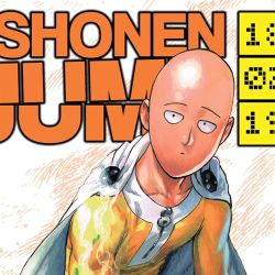 Weekly Shonen Jump Featured February 19, 2018