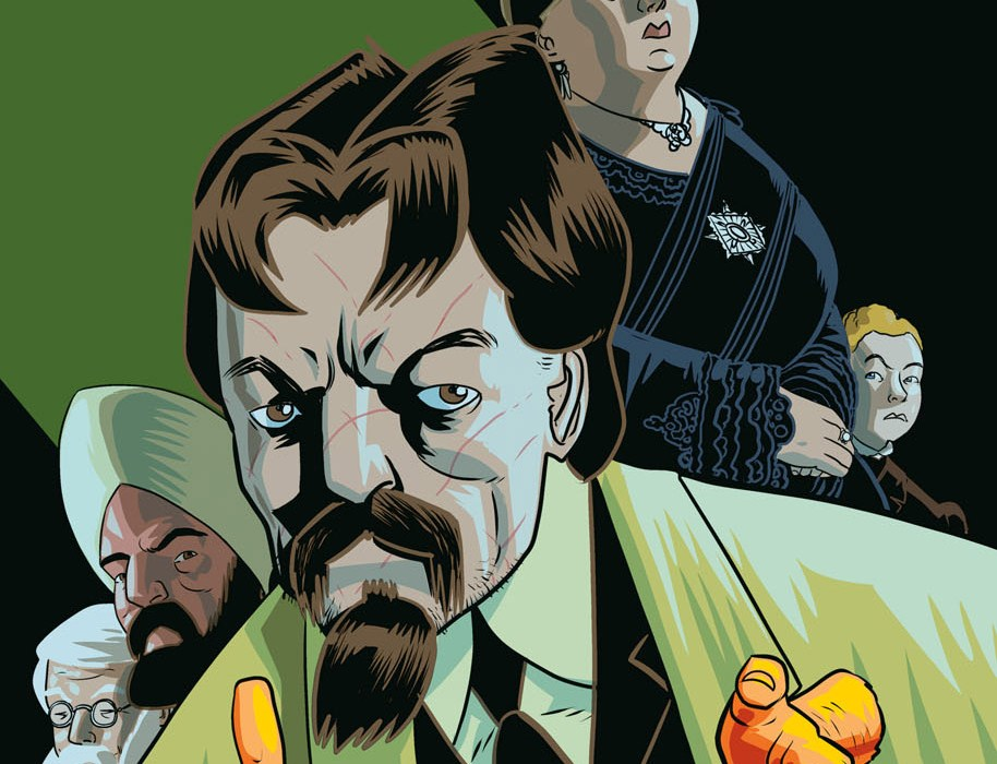 Feature: Witchfinder: The Gates of Heaven #1