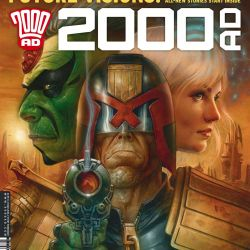 2000AD Prog 2073 Featured