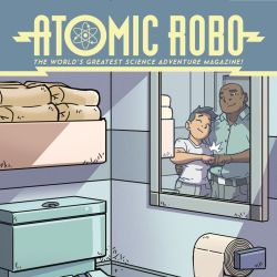 Atomic Robo and the Spectre of Tomorrow #5 Featured